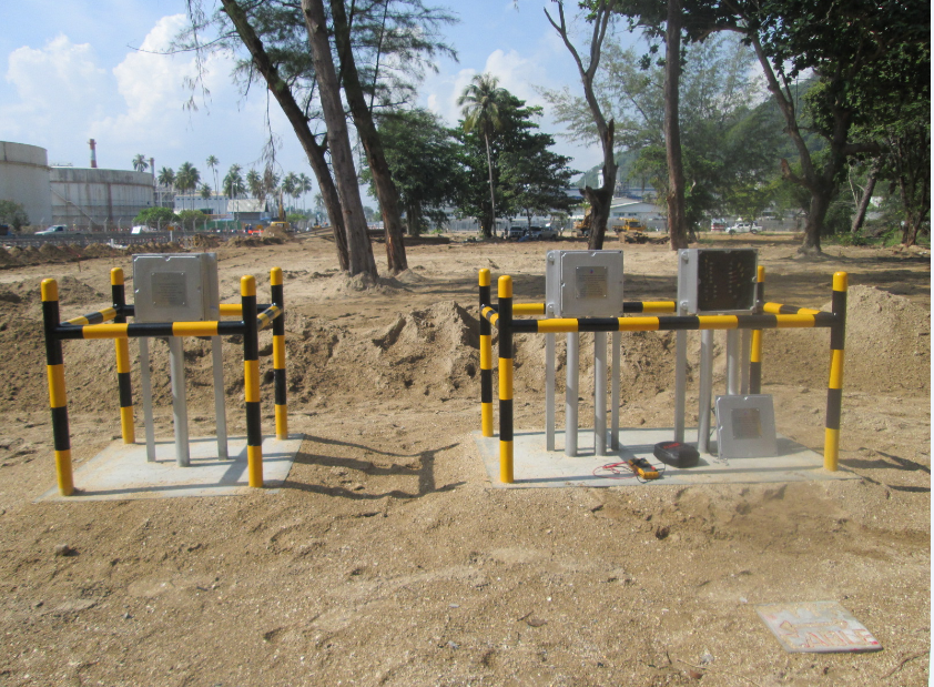 Cathodic Protection Design, Installation & Commissioning