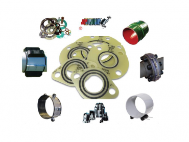 ISOLATING GASKETS, CASING SPACERS, END SEALS & AND OTHER PRODUCTS